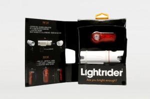 luces bici light rider