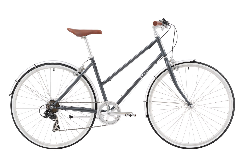 BV11001REI-Ladies-Vintage-Bike-Reid-2016-Esprit-Metallic-Charcoal-DT